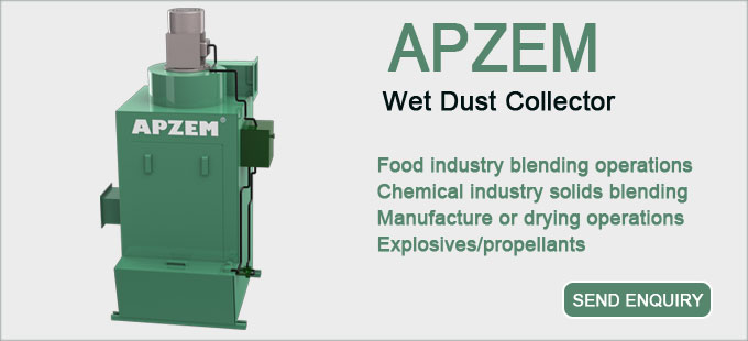 Industrial Dust Collector Dust Extraction System